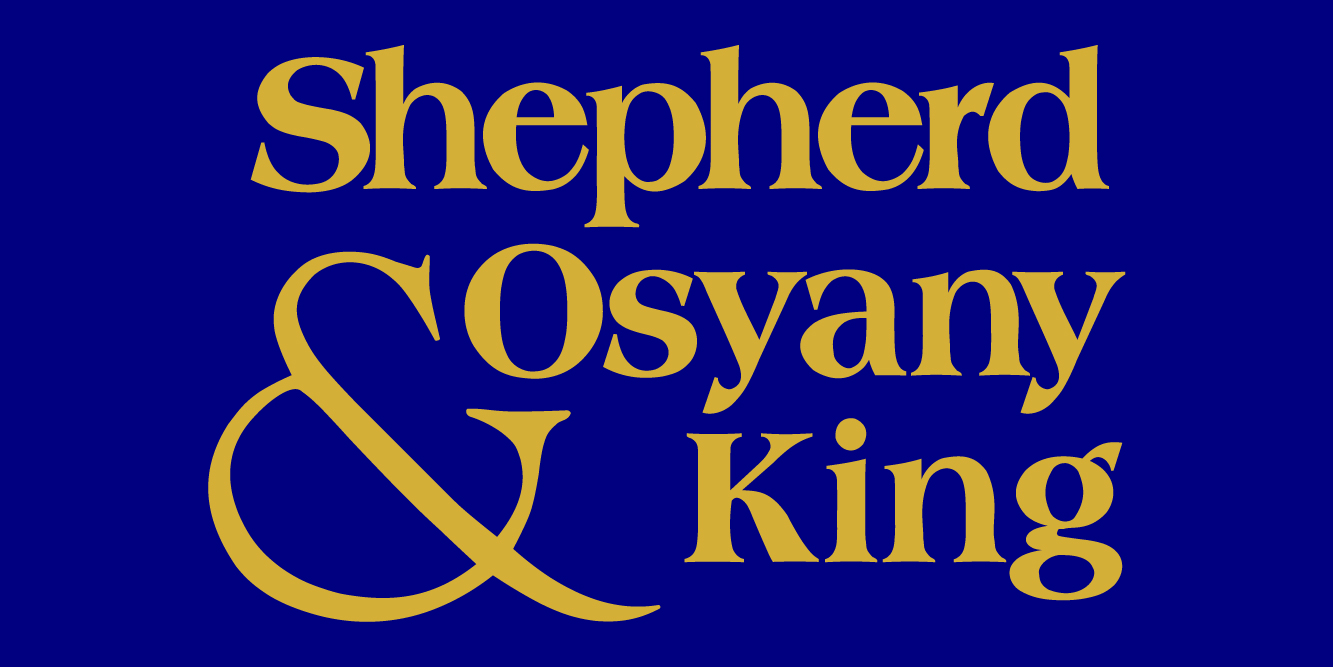 Shepherd, Osyany & King Barristers & Solicitors Shelburne ON